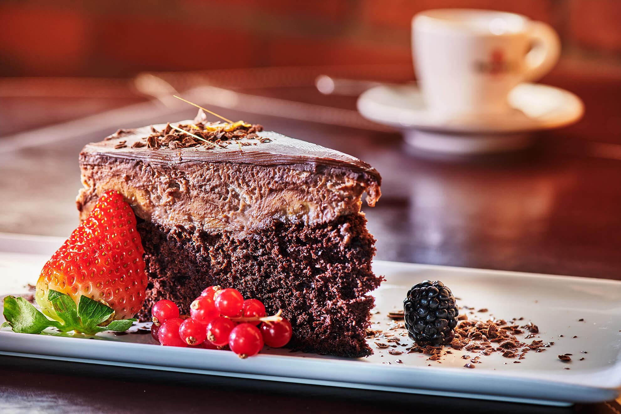 Chutné a čerstvé torty vlastnej výroby