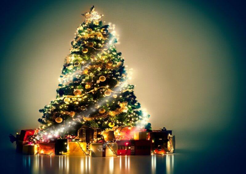 Vianočné trhy pri kaplnke